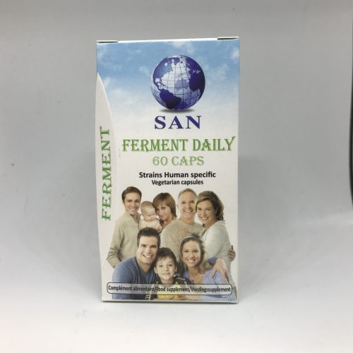 Ferment daily / San