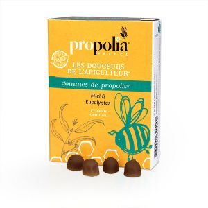 Gomme propolis miel eucalyptus - propolia
