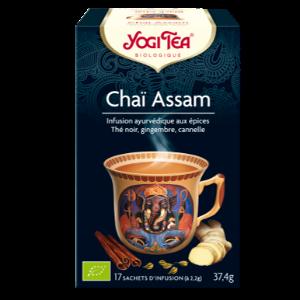 yogi tea - chaï assam