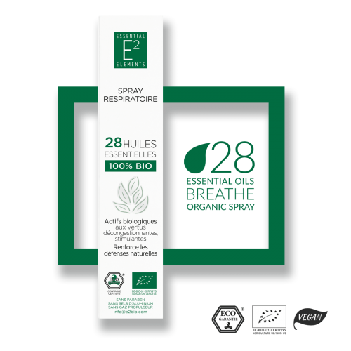 spray respiration - E2 essential elements