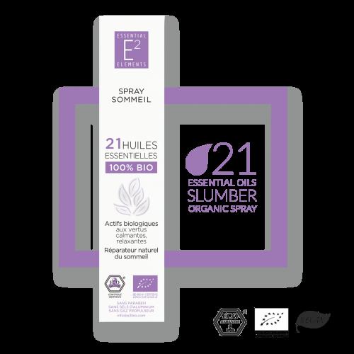 spray sommeil - E2 essential elements