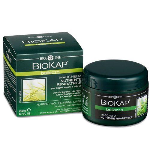Biokap - Masque réparateur et nourrissant