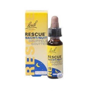 rescue nuit gouttes
