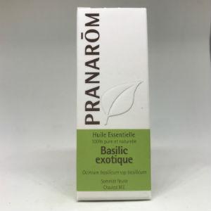 Basilic exotic-Huile essentielle-Pranarôm