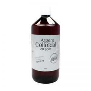 Argent Colloïdal - 1 litre - Dr Theis