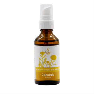 Calendula-Macérat huileux-Huile végétale-Bio-De Saint Hilaire