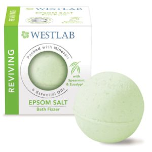 boule de bain - sel epsom - westlab