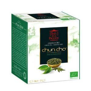 chun-cha-thés de la pagode-30 infusettes