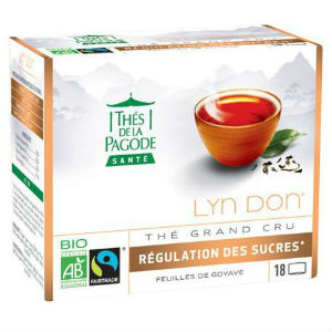 lyn-don-equitable-18-infusettes-thés de la pagode