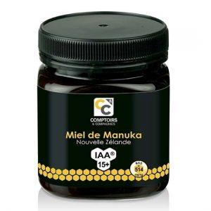 miel de manuka IAA15+ Comptoirs & compagnies