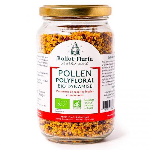Pollen polyfloral dunamisé - Ballot-Flurin